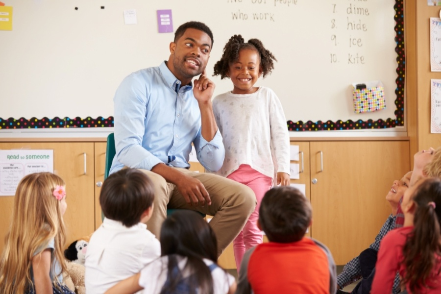 Race in the Classroom